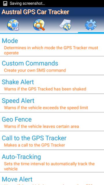 GPS Tracker Car TK SMS screenshot 5