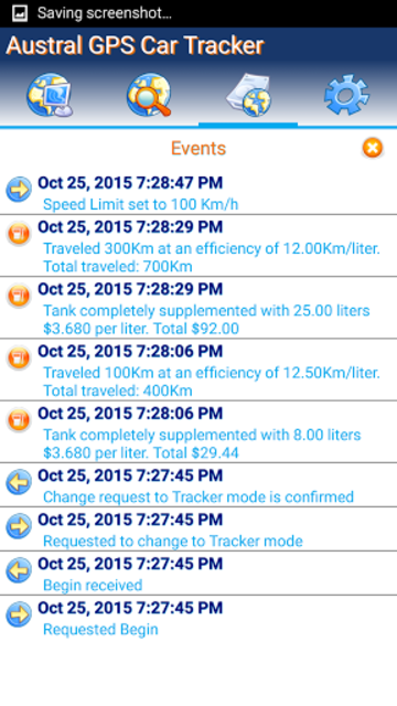 GPS Tracker Car TK SMS screenshot 6