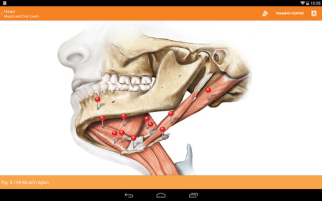 Sobotta Anatomy screenshot 11