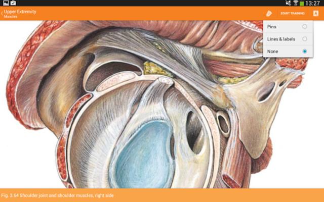 Sobotta Anatomy screenshot 14