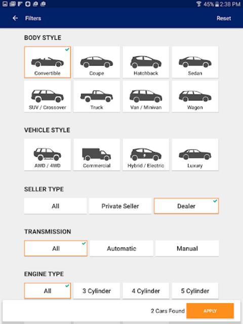 Autotrader - Cars For Sale screenshot 15