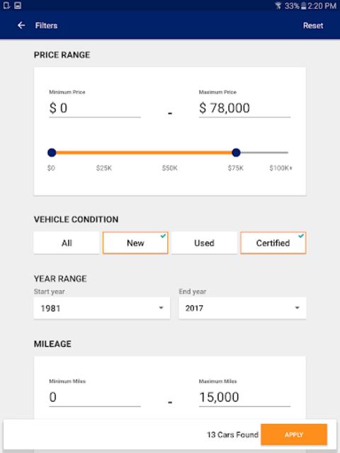 Autotrader - Cars For Sale screenshot 23