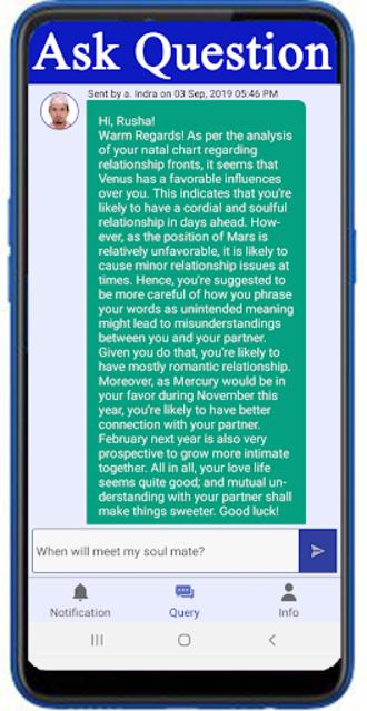 Hora Astrology and Horoscope screenshot 3