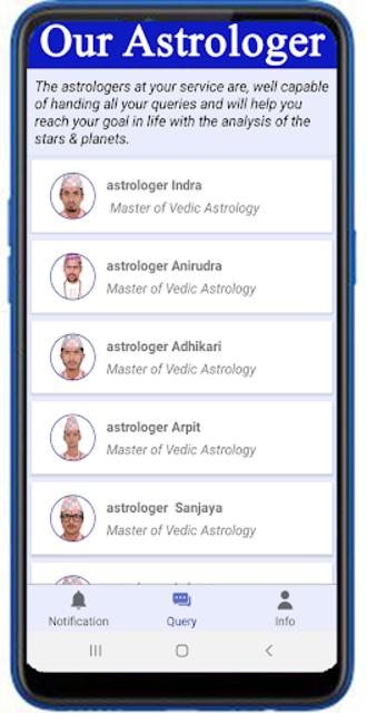 Hora Astrology and Horoscope screenshot 5