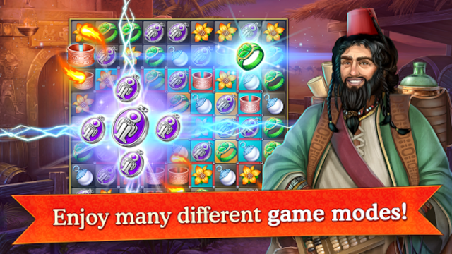 Cradle of Empires Match-3 Game screenshot 18