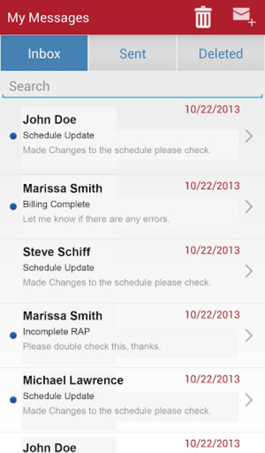 Axxess Agencycore screenshot 1