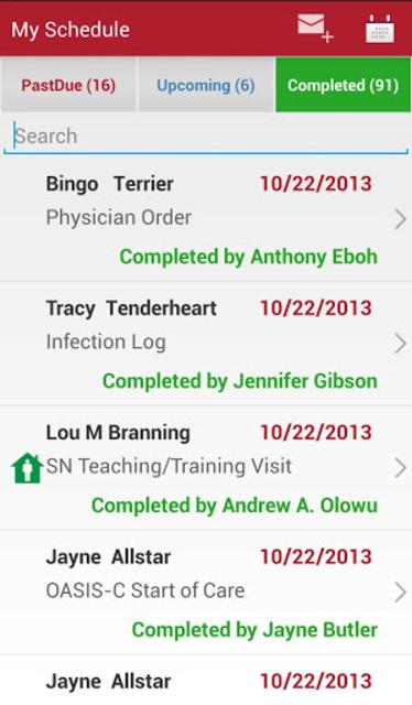 Axxess Agencycore screenshot 2
