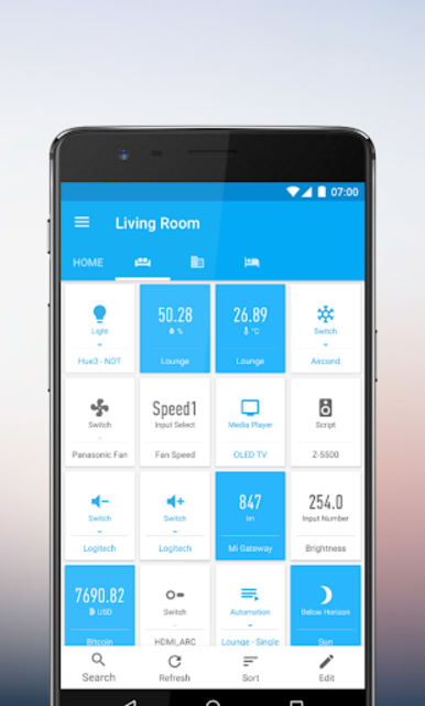 HomeAssist screenshot 1