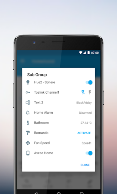 HomeAssist screenshot 2
