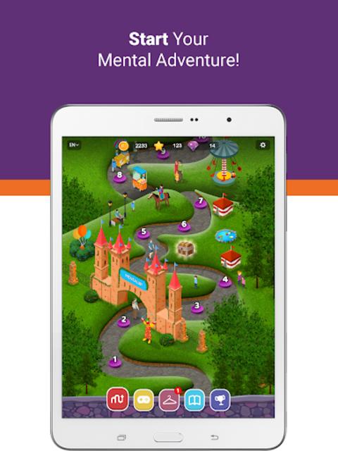 MentalUP – Brain Games screenshot 9
