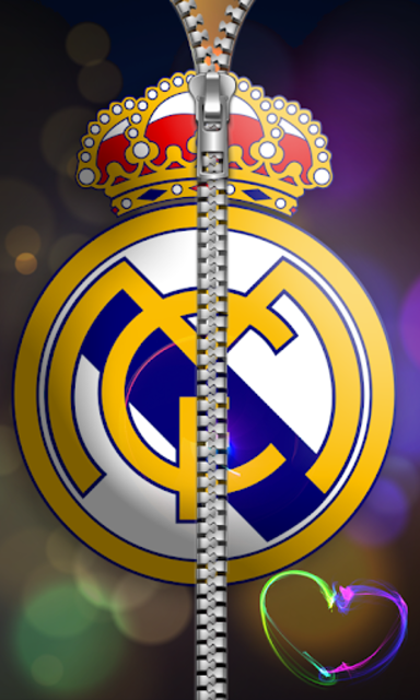 R.Madrid Lock Screen screenshot 1
