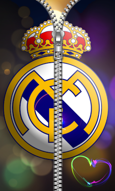 R.Madrid Lock Screen screenshot 2