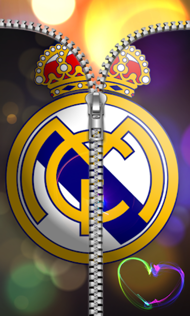 R.Madrid Lock Screen screenshot 3