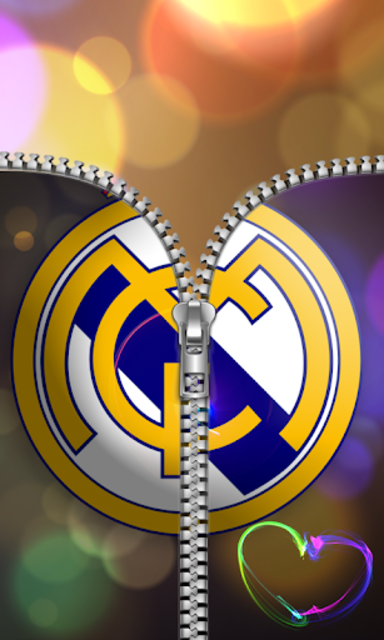 R.Madrid Lock Screen screenshot 4