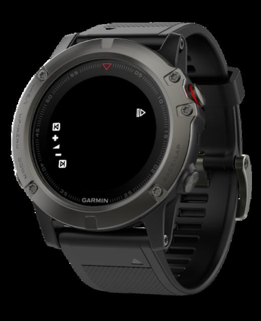 Hotkey Music Control for Garmin Connect IQ Watches screenshot 2
