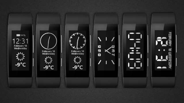 Clocki for SmartBand Talk screenshot 4
