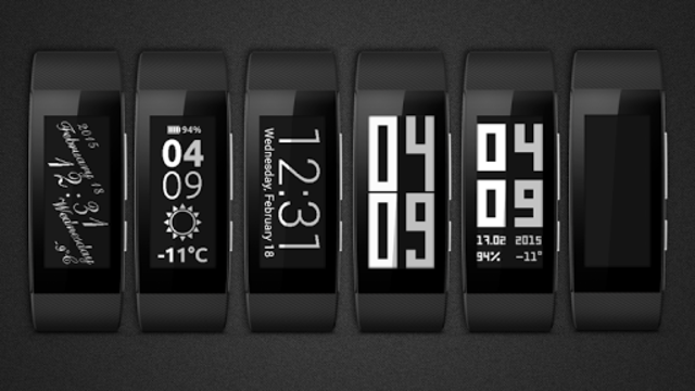 Clocki for SmartBand Talk screenshot 5
