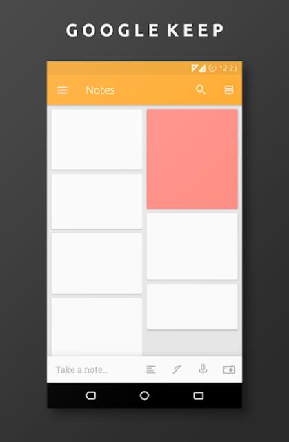 Lynes - CM12.1/CM13 Theme screenshot 1