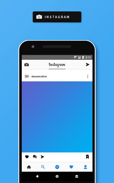 RubiQ Substratum Theme screenshot 6