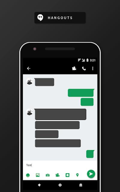 RubiQ Substratum Theme screenshot 8