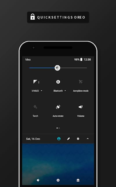 RubiQ Substratum Theme screenshot 16
