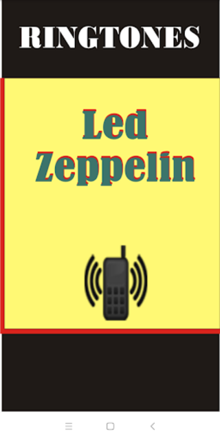 Best Led Zeppelin Ringtones screenshot 2