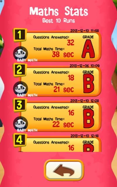 Math Run - School Edition screenshot 12