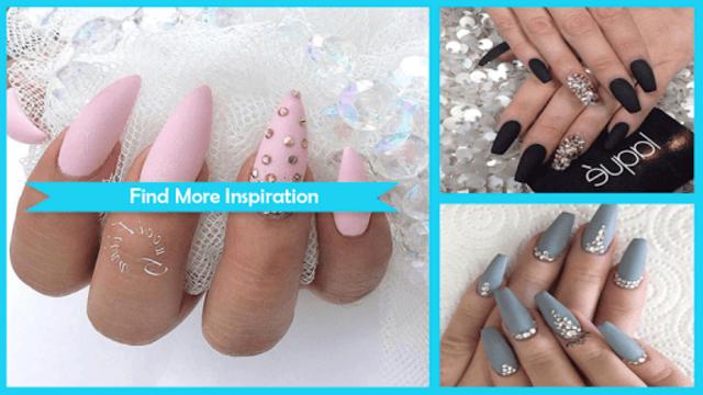 Gorgeous Glittery Nail Gems screenshot 2