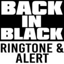 Icon for Back in Black Ringtone & Alert