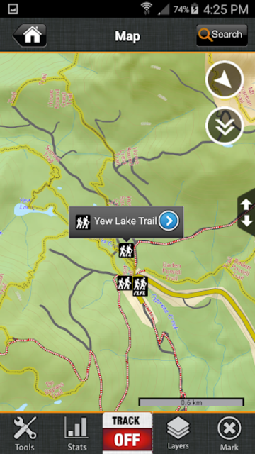 Backroad Navigator screenshot 6