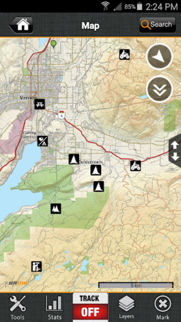 Backroad Navigator screenshot 8