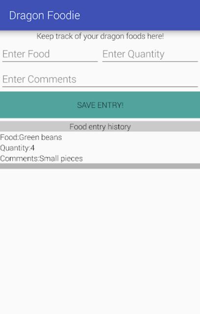 Dragon Foodie screenshot 4