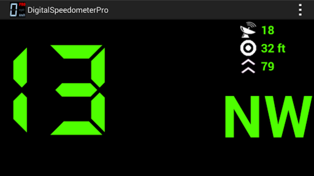 Digital Speedometer Pro screenshot 2