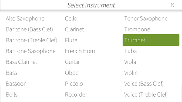 Bandmate Chromatic Tuner Pro screenshot 5