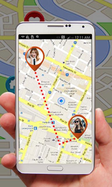 Mobile Number Tracker GPS screenshot 1