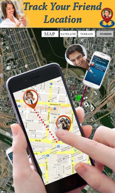 Mobile Number Tracker GPS screenshot 2