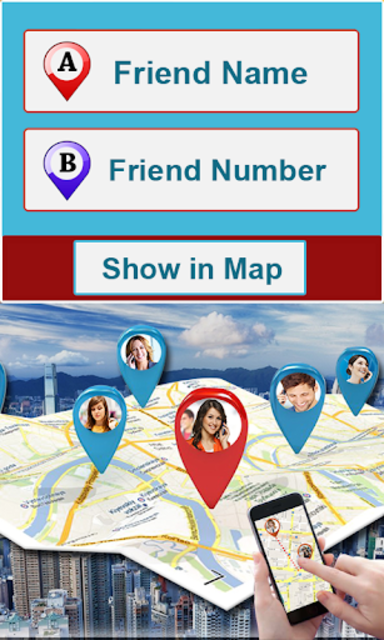 Mobile Number Tracker GPS screenshot 6