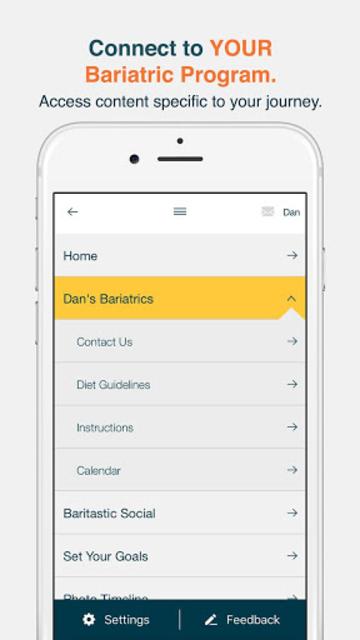 Baritastic - Bariatric Tracker screenshot 5