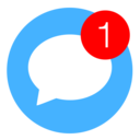 Icon for Messenger L SMS, MMS