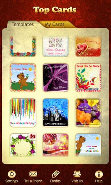 eCard Express screenshot 2