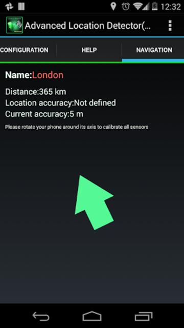 AdvancedLocationDetector (GPS) screenshot 14