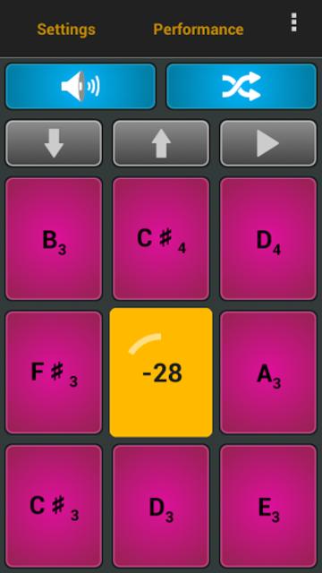 Vocalist, Singing Exercises screenshot 2