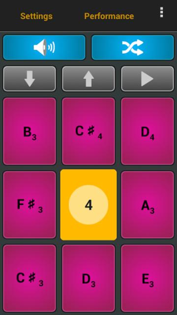Vocalist, Singing Exercises screenshot 3