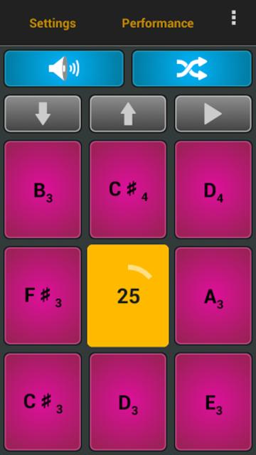 Vocalist, Singing Exercises screenshot 4