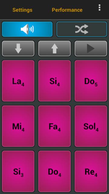 Vocalist, Singing Exercises screenshot 6