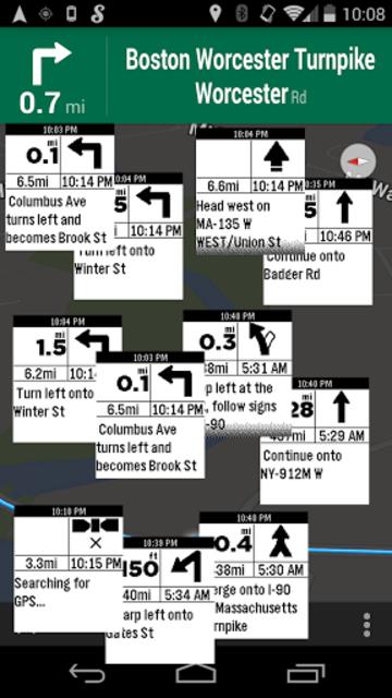 NavMe for Pebble screenshot 2