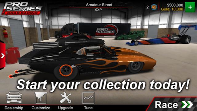 Pro Series Drag Racing screenshot 3