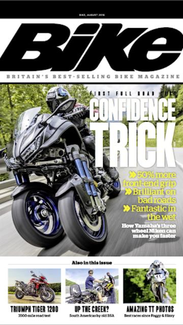 Bike Magazine: Motorbike news, tips, events & more screenshot 17