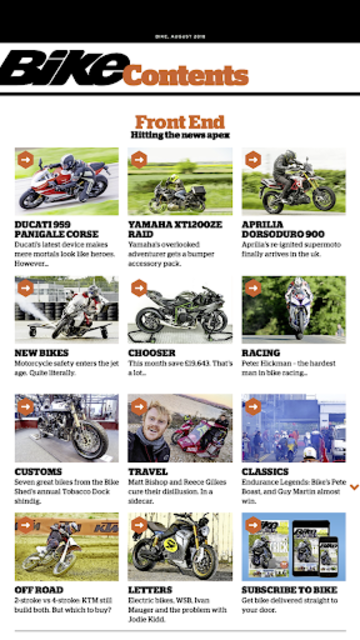 Bike Magazine: Motorbike news, tips, events & more screenshot 18