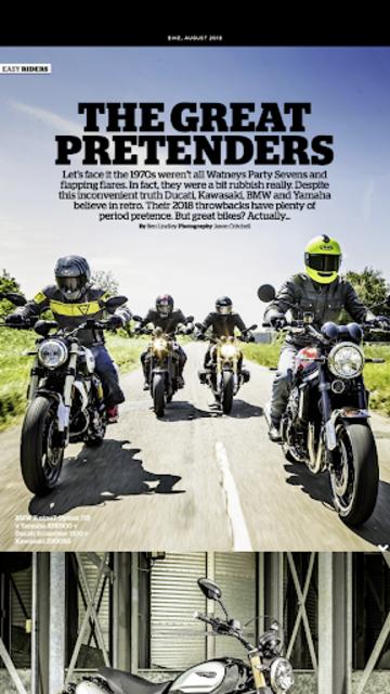 Bike Magazine: Motorbike news, tips, events & more screenshot 21